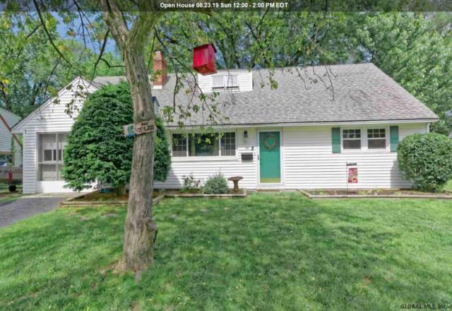 8 Briarwood Rd, Loudonville, NY 12211 (MLS #201922845) :: Victoria M Gettings Team