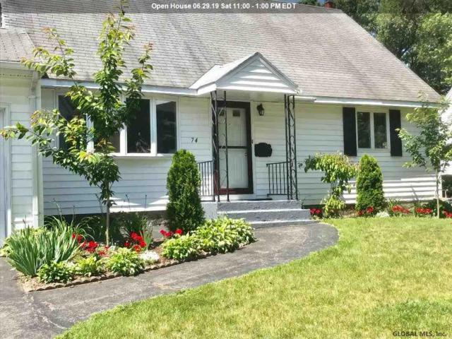 74 Southgate Rd, Loudonville, NY 12211 (MLS #201923439) :: Picket Fence Properties