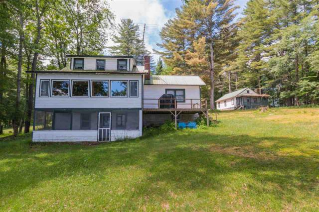 158 Fish Mountain Rd, Lake Pleasant, NY 12108 (MLS #201924373) :: Picket Fence Properties