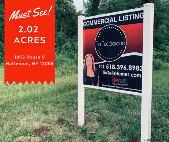 1853 Route 9, Halfmoon, NY 12065 (MLS #201925520) :: Picket Fence Properties
