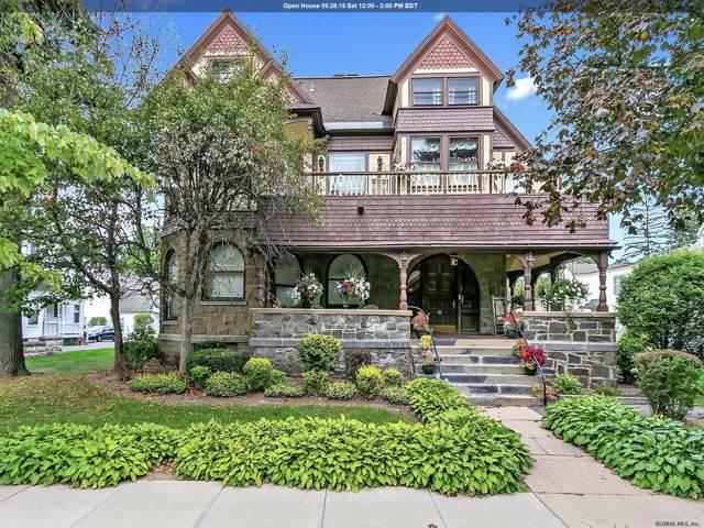 115 Union Av, Saratoga Springs, NY 12866 (MLS #201930470) :: Picket Fence Properties