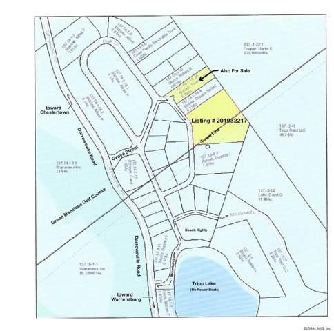 Tripp Lake Rd, Warrensburg, NY 12885 (MLS #201932217) :: Picket Fence Properties