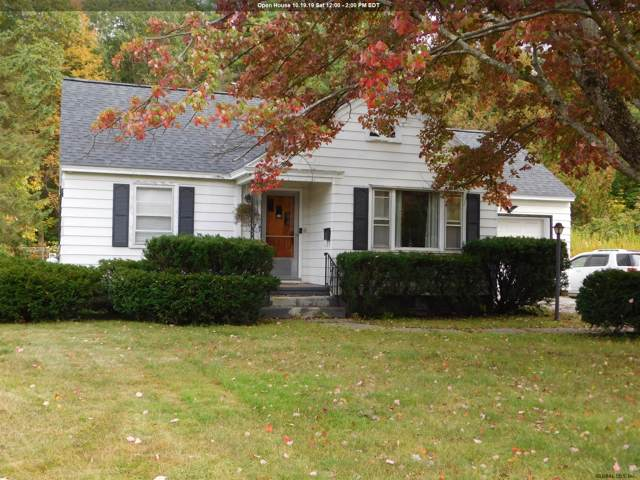 68 East River Dr, Lake Luzerne, NY 12846 (MLS #201932573) :: Picket Fence Properties