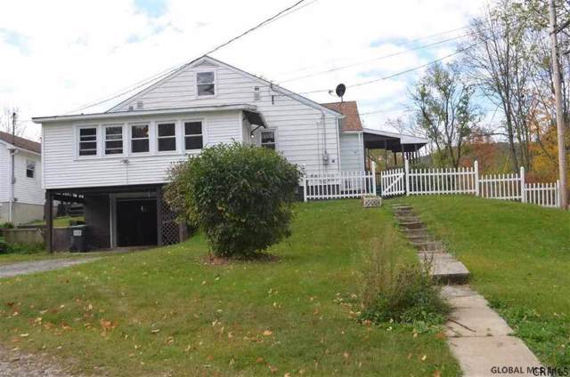 28 Madison St, Hoosick Falls, NY 12090 (MLS #201933202) :: Picket Fence Properties