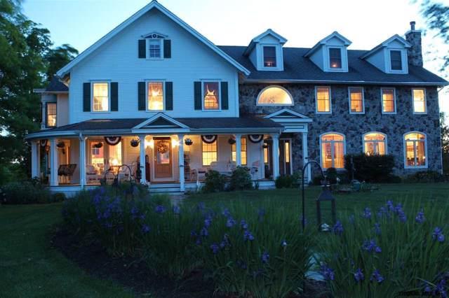 112 Wilbur Rd, Stillwater, NY 12170 (MLS #201935235) :: Picket Fence Properties