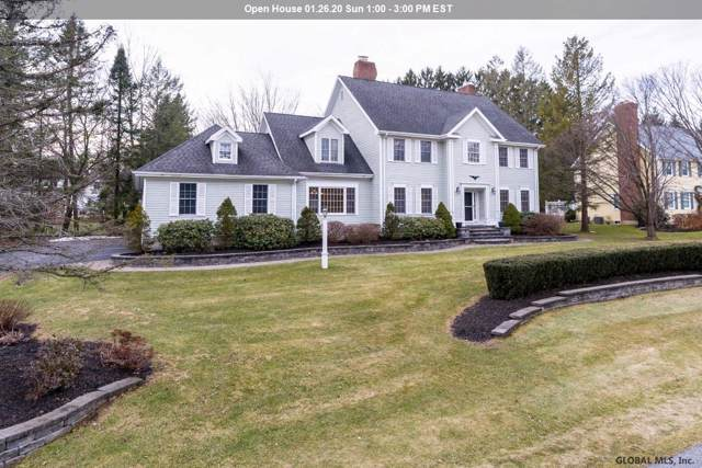4 Turnberry Ln, Loudonville, NY 12211 (MLS #202010982) :: Picket Fence Properties