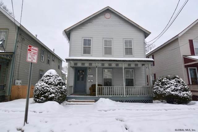 133 Washington St, Saratoga Springs, NY 12866 (MLS #202013152) :: 518Realty.com Inc