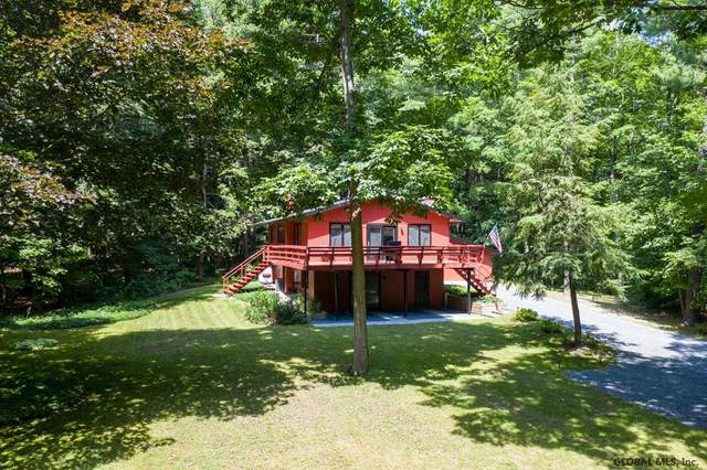 589 Onesquethaw Creek Rd, Feura Bush, NY 12067 (MLS #202022463) :: 518Realty.com Inc