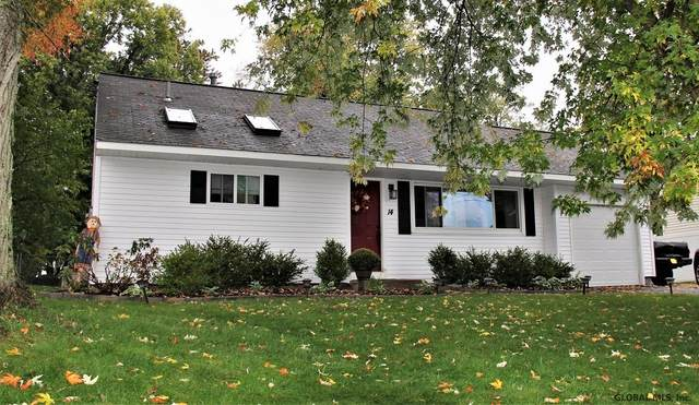14 Ronald Pl, Guilderland, NY 12303 (MLS #202031047) :: 518Realty.com Inc
