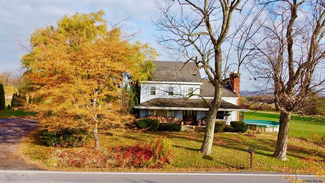1527 Barton Hill Rd, Delanson, NY 12053 (MLS #202031290) :: The Shannon McCarthy Team | Keller Williams Capital District