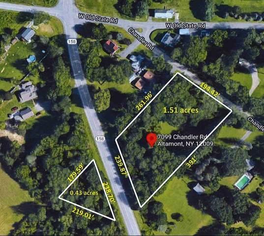 7099 Chandler Rd, Guilderland, NY 12009 (MLS #202117532) :: 518Realty.com Inc
