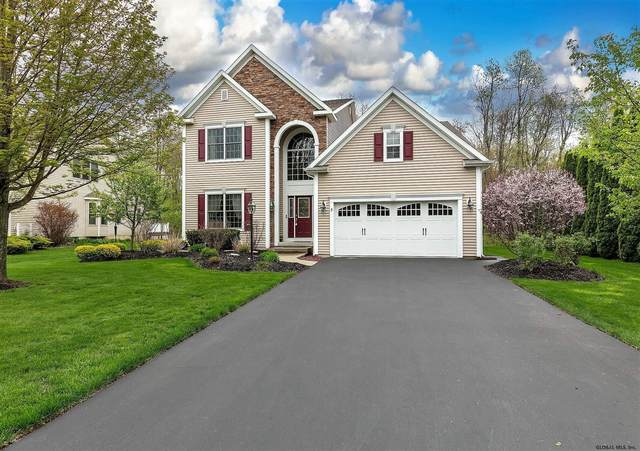 9 Quince Ct, Clifton Park, NY 12065 (MLS #202117758) :: Carrow Real Estate Services