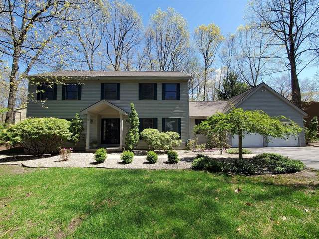 12 Berkshire Dr West, Clifton Park, NY 12065 (MLS #202117766) :: Carrow Real Estate Services