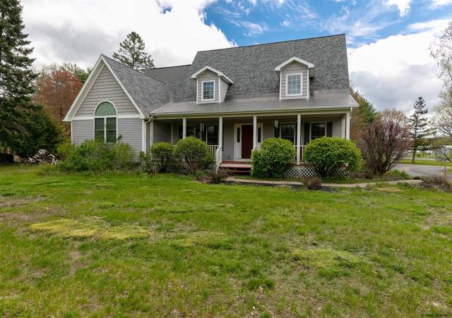 1 Lewis Dr, Saratoga Springs, NY 12866 (MLS #202118146) :: 518Realty.com Inc