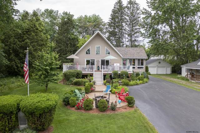 335 River Rd, Stillwater, NY 12170 (MLS #202121233) :: Carrow Real Estate Services