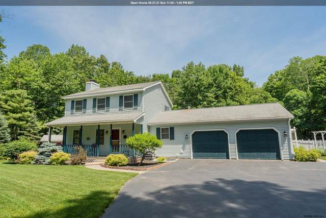 329 Burgoyne Rd, Saratoga Springs, NY 12866 (MLS #202121828) :: The Shannon McCarthy Team | Keller Williams Capital District