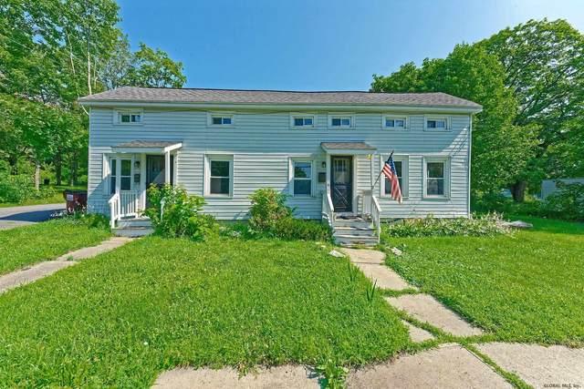 32 Burgoyne St, Schuylerville, NY 12871 (MLS #202123465) :: Carrow Real Estate Services