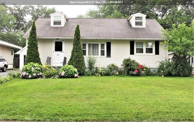 48 Ahl Av, Albany, NY 12205 (MLS #202124025) :: Carrow Real Estate Services