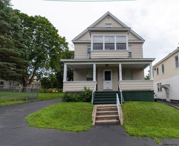 910 Raymond St, Schenectady, NY 12308 (MLS #202124749) :: 518Realty.com Inc