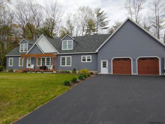 451 Stone Church Rd, Ballston Spa, NY 12020 (MLS #202125152) :: Carrow Real Estate Services