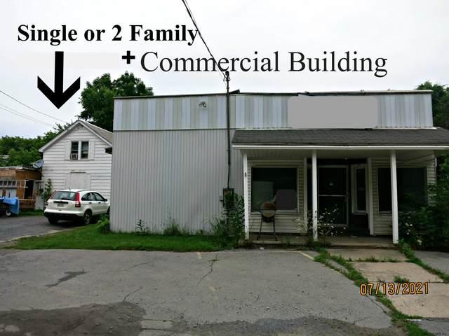 110-112 River St, Hudson Falls, NY 12839 (MLS #202129708) :: 518Realty.com Inc