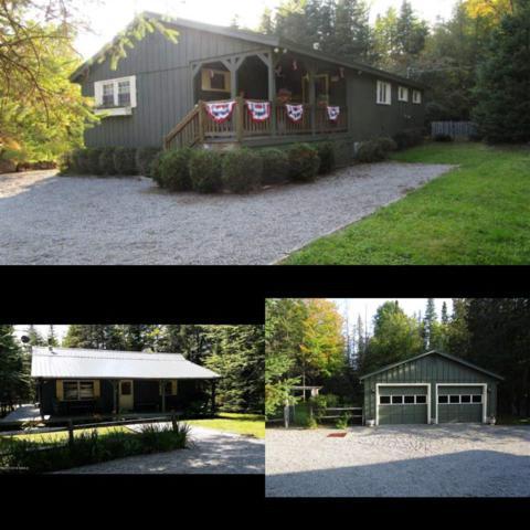 337-349 Adirondack Lake Rd, Indian Lake, NY 12842 (MLS #190689) :: Victoria M Gettings Team