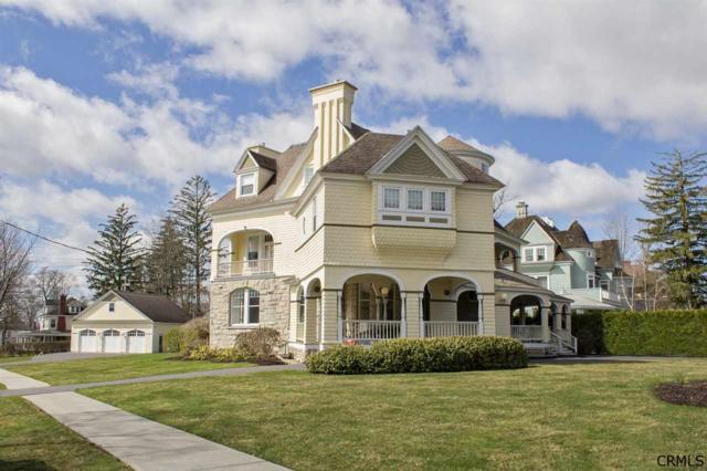 2 Clement Av, Saratoga Springs, NY 12866 (MLS #201601033) :: Weichert Realtors®, Expert Advisors