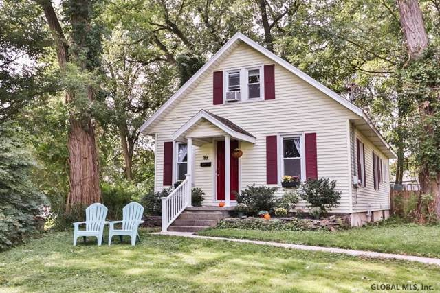 89 Hillcrest Rd, Latham, NY 12110 (MLS #201930294) :: Victoria M Gettings Team
