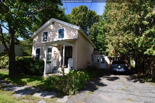 19 Andrews St, Saratoga Springs, NY 12866 (MLS #201930509) :: Picket Fence Properties