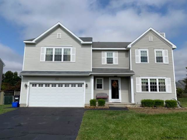 21 Falcon Chase, Rensselaer, NY 12144 (MLS #201931884) :: Picket Fence Properties