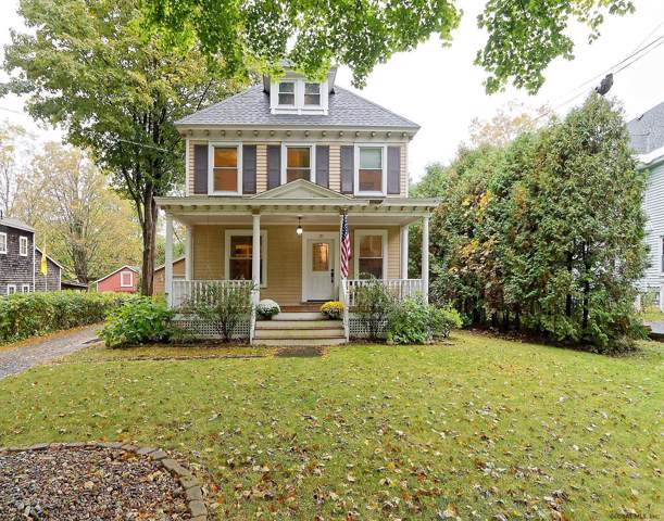 171 Kingsley Rd, Burnt Hills, NY 12027 (MLS #201932430) :: Picket Fence Properties