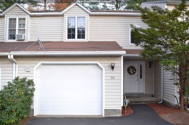 54 Deer Run Dr, Ballston Spa, NY 12020 (MLS #201934187) :: Picket Fence Properties