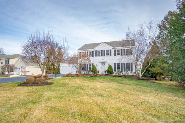 32 Greyledge Dr, Loudonville, NY 12211 (MLS #202010510) :: 518Realty.com Inc