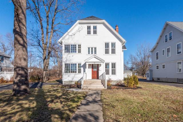 11 Brookside Av, Menands, NY 12204 (MLS #202010661) :: 518Realty.com Inc