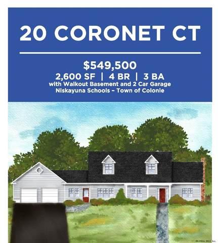 20 Coronet Ct, Niskayuna, NY 12309 (MLS #202031089) :: 518Realty.com Inc