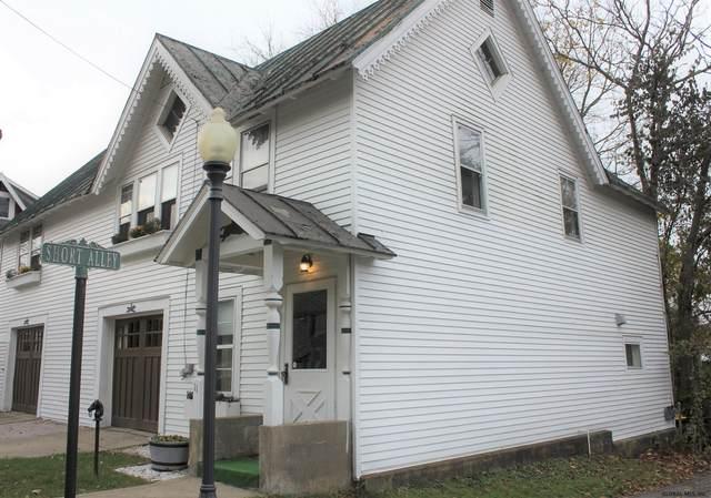 11 Hodgeman St, Saratoga Springs, NY 12866 (MLS #202116349) :: 518Realty.com Inc