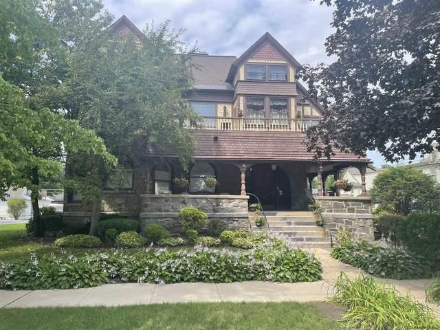 115 Union Av, Saratoga Springs, NY 12866 (MLS #202124038) :: Carrow Real Estate Services