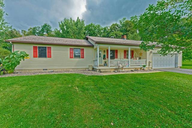 124 Schell Rd, Berne, NY 12023 (MLS #202127322) :: Capital Realty Experts