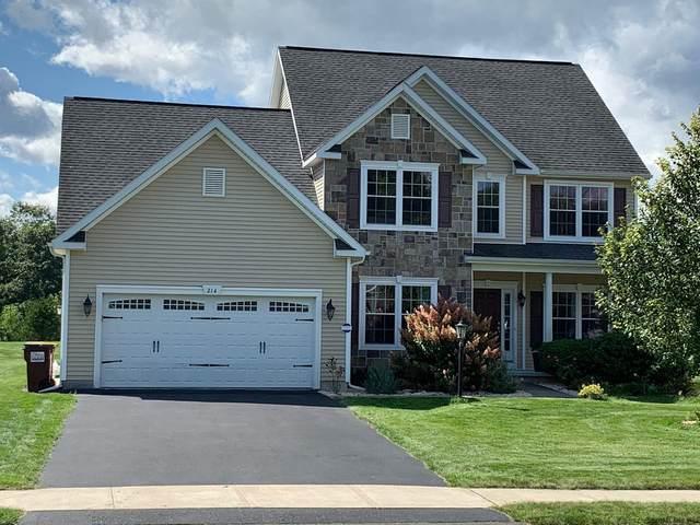 214 Landbridge Dr, Guilderland, NY 12009 (MLS #202129722) :: 518Realty.com Inc