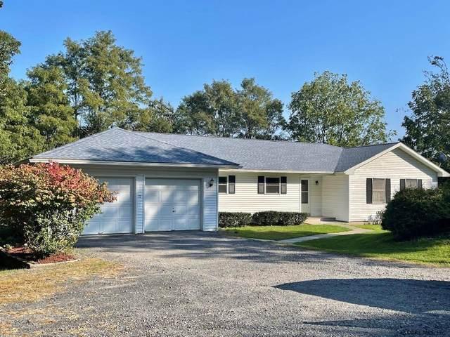 17 Wayne Dr, Coxsackie, NY 12051 (MLS #202130177) :: Carrow Real Estate Services
