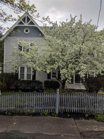 25 Pleasant St, Voorheesville, NY 12186 (MLS #201918086) :: Picket Fence Properties