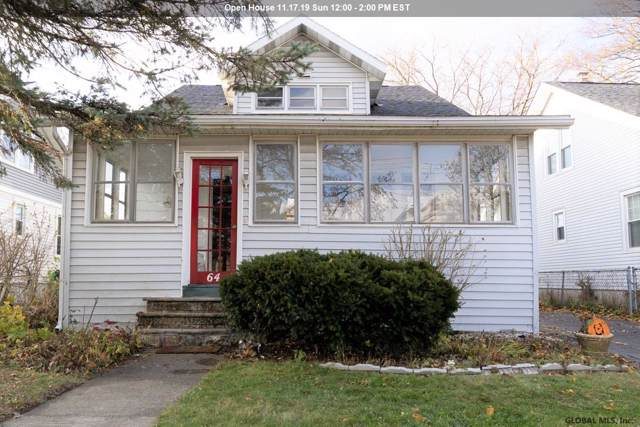 64 Cardinal Av, Albany, NY 12208 (MLS #201934680) :: Picket Fence Properties