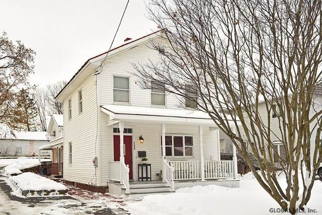 256 Grand Av, Saratoga Springs, NY 12866 (MLS #202011296) :: 518Realty.com Inc