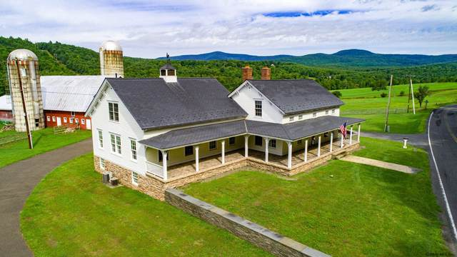 351 North Settlement Rd, Windham, NY 12407 (MLS #202024646) :: Carrow Real Estate Services