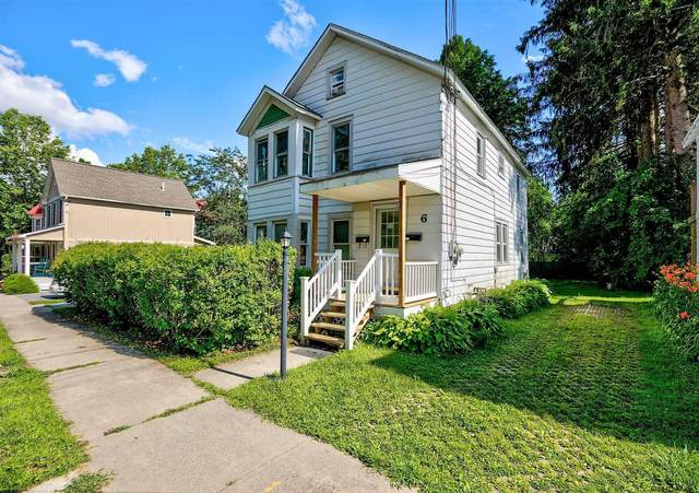6 Pearl St, Saratoga Springs, NY 12866 (MLS #202124938) :: The Shannon McCarthy Team   Keller Williams Capital District