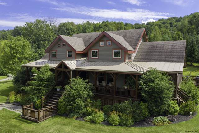 1324 Vly Summit Rd, Greenwich, NY 12834 (MLS #201928966) :: Picket Fence Properties