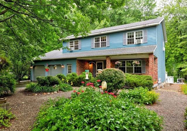 1526 Maple Crest Dr, Castleton On Hudson, NY 12033 (MLS #202123168) :: Carrow Real Estate Services