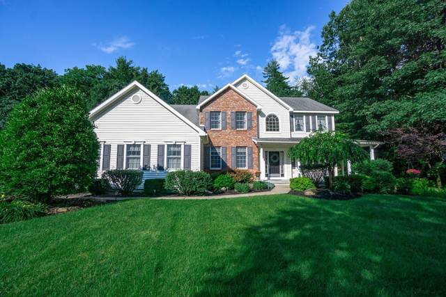 5 Stone Clover Dr, Saratoga Springs, NY 12866 (MLS #202123596) :: Carrow Real Estate Services