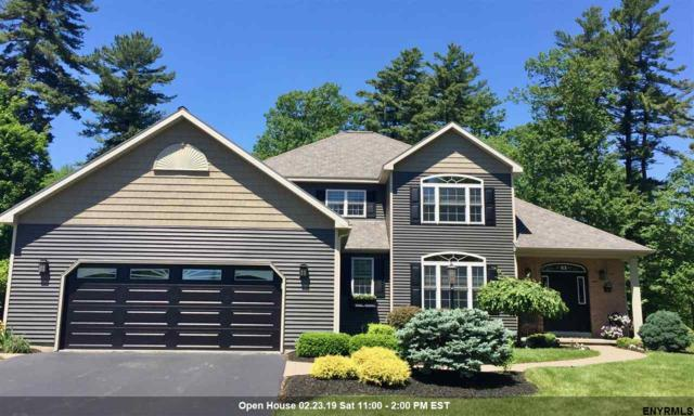 41 Waterview Dr, Saratoga Springs, NY 12866 (MLS #201911631) :: Victoria M Gettings Team