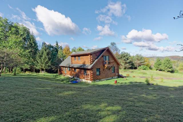 22 W Woodstock Rd, Berne, NY 12023 (MLS #201931386) :: Picket Fence Properties